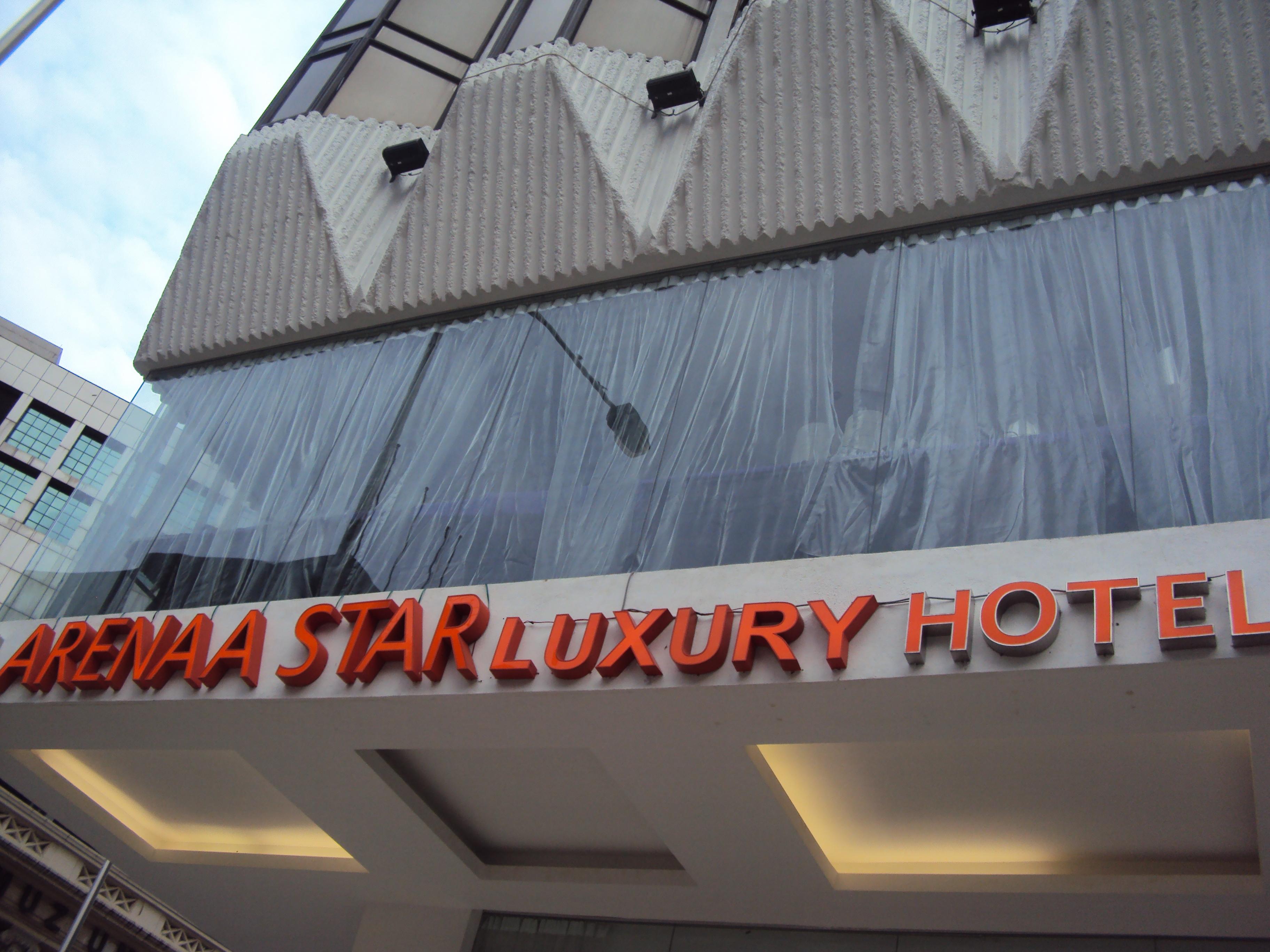 Arenaa Star Luxury Hotel Ridha S Personal Blog